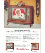 1965 Magnavox Magna-Color television tv TV print ad - $10.00