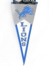 Detroit Lions Mini Pennant [Misc.] - $12.86