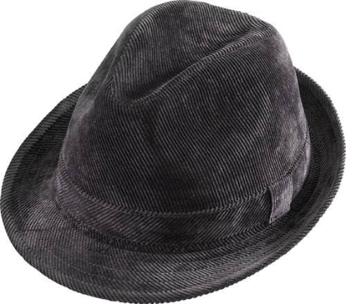 a08b4dbde2bfe6 Henschel Hats 6301 Corduroy Gentleman Stingy Brim Fedora Fully Lined  Lightweight - $42.00