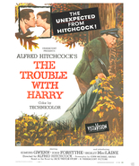 THE TROUBLE WITH HARRY POSTER 11x14 LOBBY CARD ALFRED HITCHCOCK SHIRLEY ... - $24.99