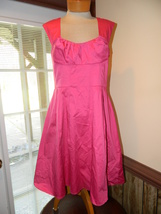 Calvin Klein size 12 Pink Sleeveless Dress Polyester / Spandex New witho... - $29.99