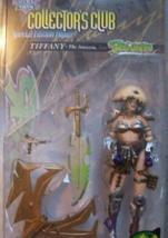 McFarlane Collector's Club Special Edition Figure-Tiffany The Amazon - $8.81