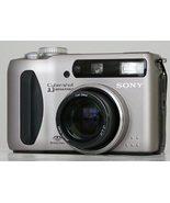 Sony Cyber-shot DSC-S75 3.3 Mega Pixels Digital Camera w/ 3x Optical Zoom - $34.99