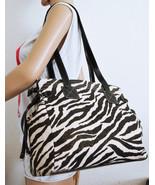 Free Ship Rosetti Zebra Tote Purse Shoulder Bag - $28.99