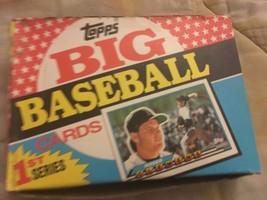 1989 Topps Big Baseball Cards 1st Series 36 cards full box - $9.49