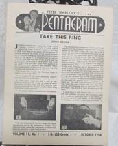 Pentagram, Peter Warlock's Vol. 11  1956-1957 - $49.00