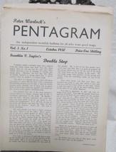 Pentagram, Peter Warlock's Vol. 5 1950-1951 - $49.00