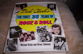 Dick Clarks First 25 Years of Rock & Roll  - $45.00
