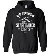 Star Wars Rebel X-Wing Starfighter Corps Collegiate Blend Hoodie - $35.99+