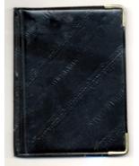 Black Eelskin 16 Card Carrier - $5.00