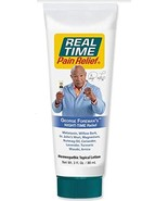 Real Time Pain Relief George Foreman's Night-Time, 3 Ounce Tube - $20.00