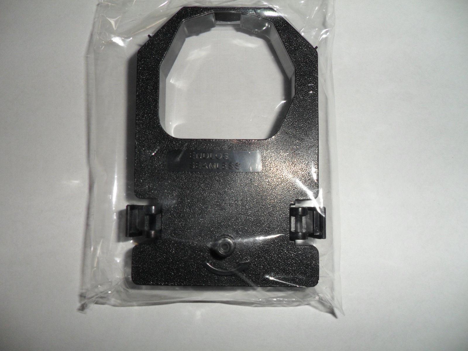 NCR 7450/7452/5670 Envelope Printer Ribbon POS Black (6 Pack)