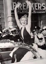 Marilyn Monroe Pin Up Grand Marshal Atlantic City Parade At Miss America Pagent! - $8.90