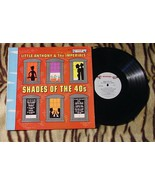 LITTLE ANTHONY & THE IMPERIALS SHADES OF 40'S 1ST PRESS - $120.87