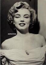 Marilyn Monroe Pin-up poster 1952 Life Magazine pose - $6.89