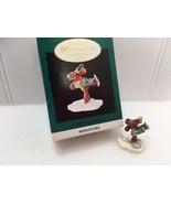 Hallmark Keepsake Ornament 1995 Miniature A Gift From Rodney 22425 - $9.64