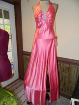 Mori Lee size 8 Pink Polyester Formal Prom Pageant Cruise dress New with... - $149.99