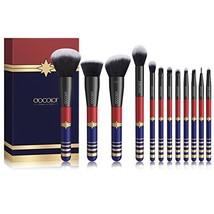 Docolor 12 Pieces Makeup Brushes Starlight Goddess Professional Makeup B... - $20.72