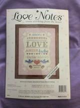 Language of Love Cross Stitching PATTERN - $9.89