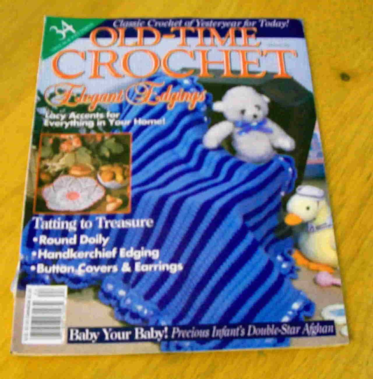 Old-Time Crochet, Winter 1994