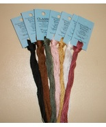 FLOSS BUNDLE for Pretty In Perle-Lady Needle Pocket by Little House Needleworks - $23.00