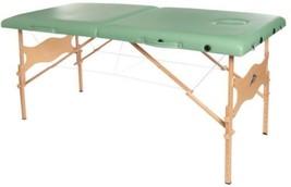 3B Scientific W60601G Table de Massage Portable Basique, Vert  - $141.85