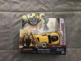 Transformers Bumblebee Cyberfire Turbo Changer 1 Step Transformer by Hasbro - $14.99