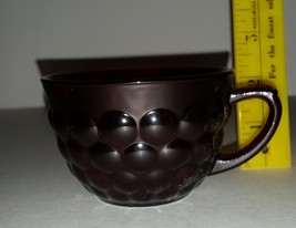 Vintage Anchor Hocking Bubble Ruby Cup - $7.99