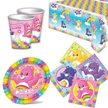 Care Bears Party Tableware Pack for 8 - $30.84