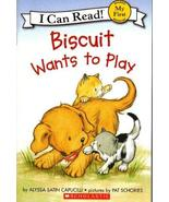 Biscuit Wants to Play (I Can Read) [Paperback] [Jan 01, 2007] Capucilli,... - $4.90