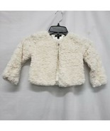 Turo Paro Barcelona New York Fur Shrug Girls Size 4 - $17.64
