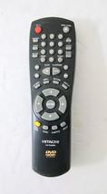 Genuine Hitachi DV-RM600 Remote Control *Originally Supplied wit Hitachi... - $14.99