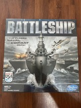 Battleship The Classic Naval Combat Game! Hasbro USA NEW Factory Sealed 2012 - $14.01