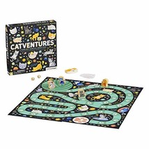 Petit Collage Catventures Board Game, 2-4 Players, Ages 3+ Years - $24.90