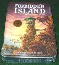 Forbidden Island by GAMEWRIGHT ADVENTURE FAMILY CARD GAME CEACO NEW - $19.70