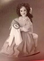 """Ashton Drake Porcelain Doll """"Meg"""" 6182A from the Little Women Collection... - $39.59"""