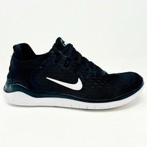 Nike Free RN 2018 Black White Womens Size 5.5 Running Shoes 942837 001 - $100.00
