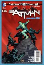 Batman (2011) #8 VF/NM - $10.95