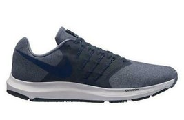 Nike Run Swift Mens Running Shoes Blue Athletic Sneakers 908989-407 - $34.65