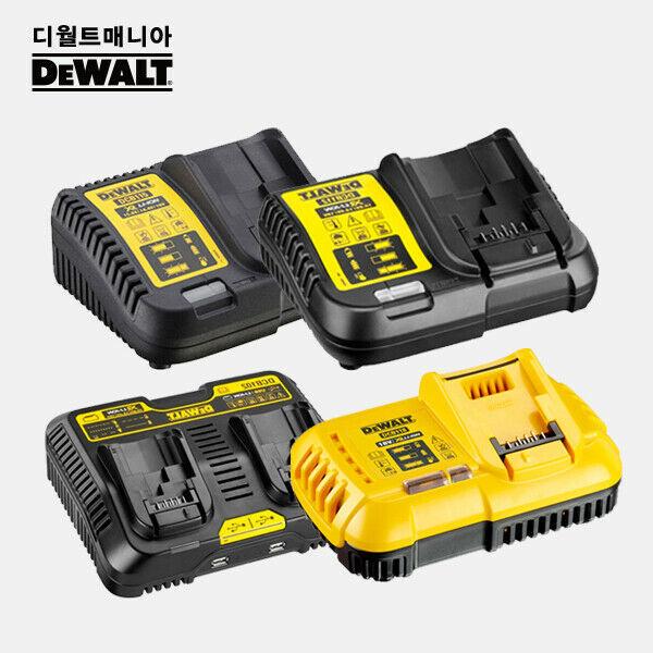 Dewalt Rapid dual charger/ battery DCB115 118 18V 10.8V
