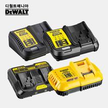 Dewalt Rapid dual charger/ battery DCB115 118 18V 10.8V image 1