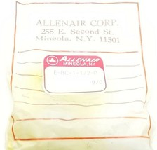 NEW ALLENAIR E-BC-1-1/2-P 9/0 REPAIR KIT EBC11/2P