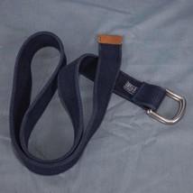 Polo by Ralph Lauren Men's Belt Navy Blue dq - $24.74