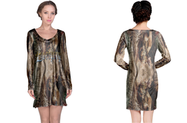 Evergrey Band Full Print 3D All Over Print Long Sleeve Night Gown - $18.99+