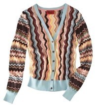 Missoni Colore Knit Cardigan Sweater - Women's Small S - $125.95 CAD