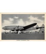Lockheed Constellation Plane US Air Force postcard - $6.93