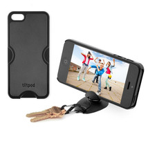 XSD-323582 Tiltpod 4-in-1 Tripod, Phone Case, Keychain, and Stand for iP... - $7.76