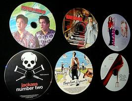 Lot Of 6 Digital PressKits -CD Photos- HAROLD & KUMAR, NAPOLEON DYNA, ME... - $16.78