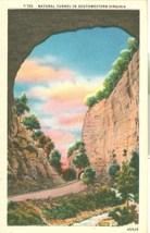 Natural Tunnel in Southwestern Virginia, 1930s unused Postcard  - $4.99