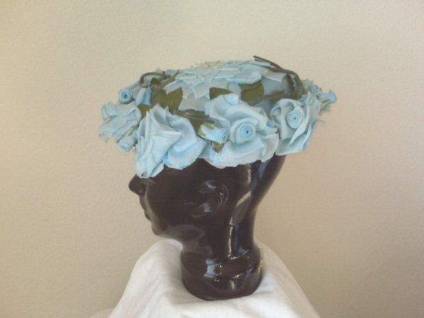 Ladies Spring Hat